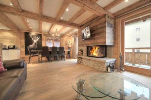 Appartement GOLD MEGEVE - Ref 59866